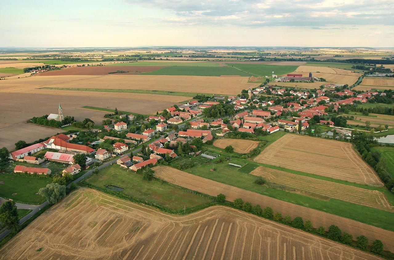 Obec Chleby u Nymburka